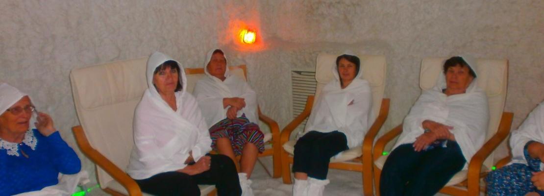 Галокамера (соляная пещера)